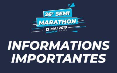 26ème Semi-marathon de Troyes !